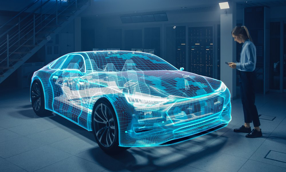 Automotive Engineering - Future is Self-Driving Automobiles