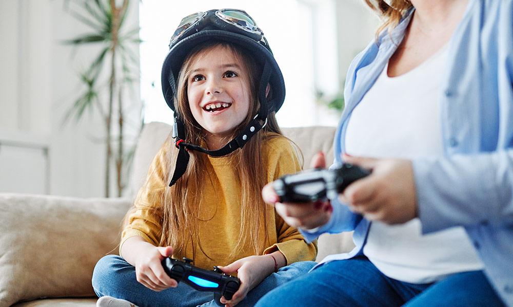 Engaging Children in STEM through Video Games