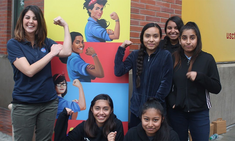 NASA Engineer Diana Trujillo Advocates for Women of Color in STEM