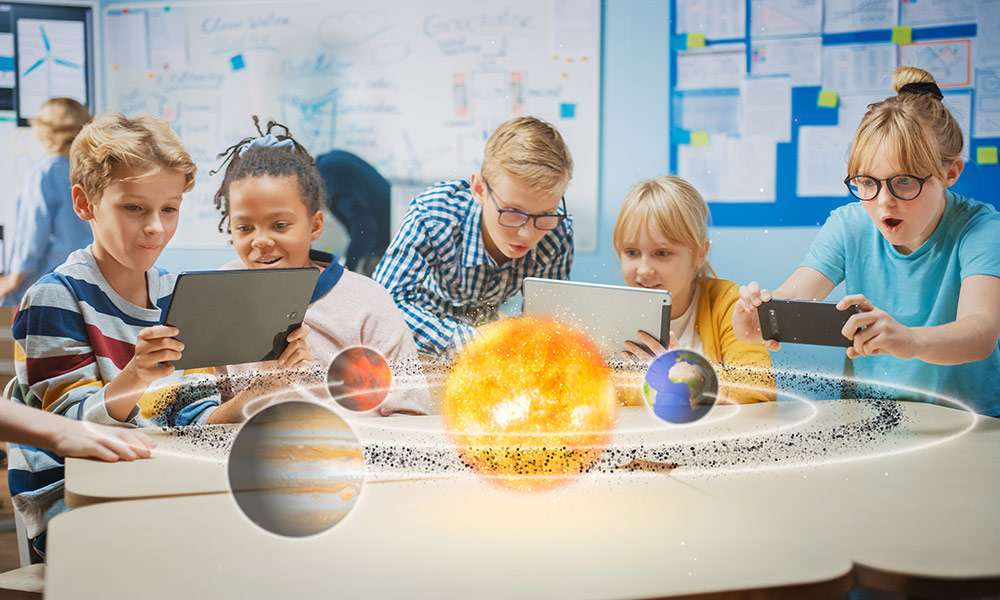Rich History of STEM Education in the United States
