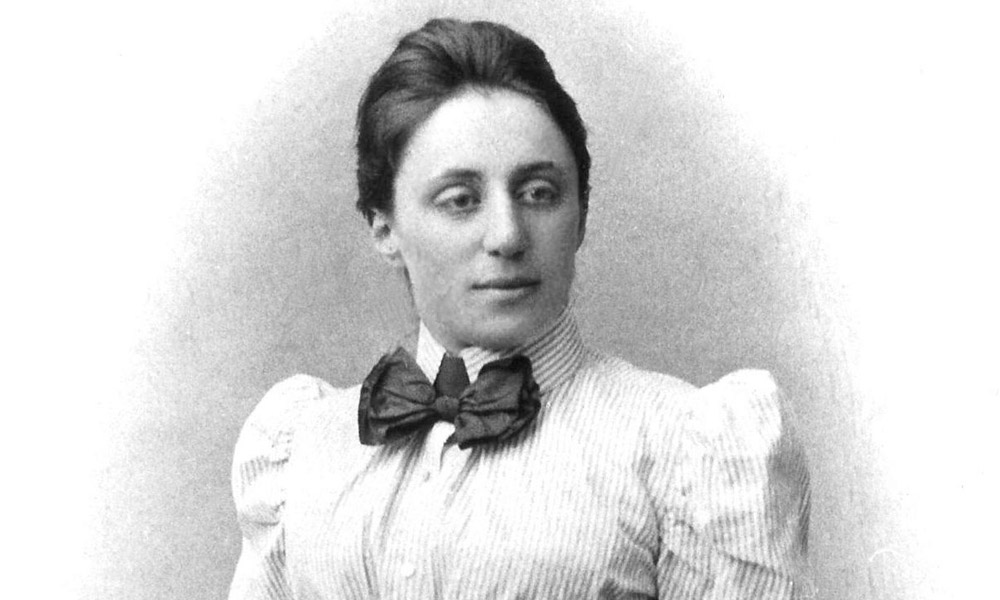 STEM Education by Emmy Noether long before STEM was an acronym