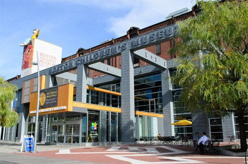 Boston's Children Museum