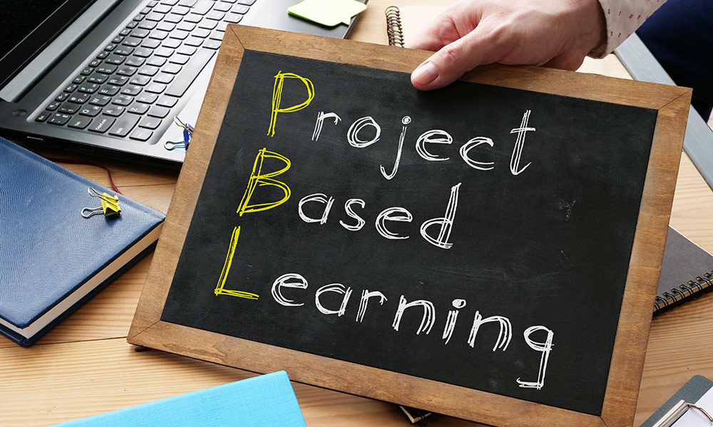 Teaching and Promoting Project-Based Learning (PBL) in STEM