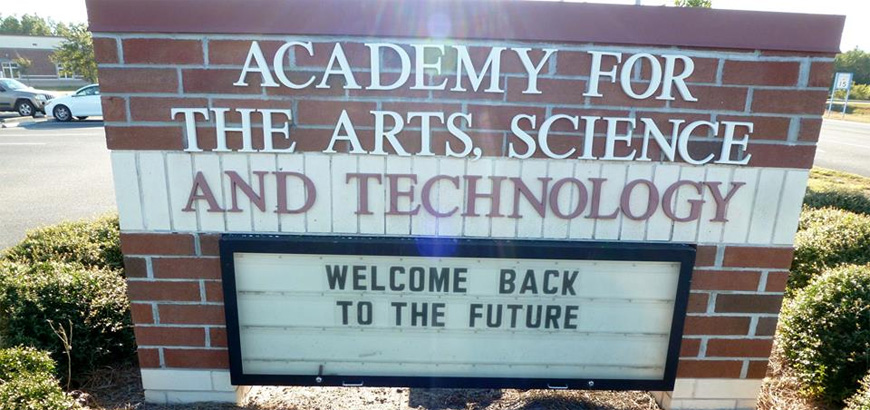 Academy for the Arts, Science, and Technology